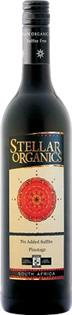 Stellar Organics Pinotage 750ml - Case of 12